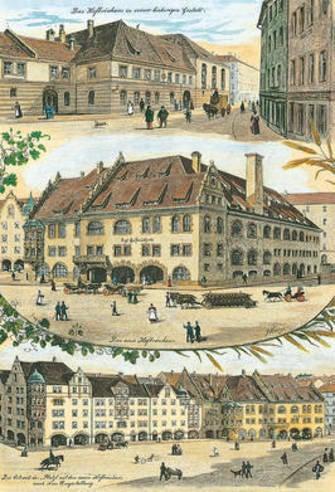 Hofbräuhaus Is Renovated image