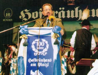 Hofbräuhaus Celebrates 100 Years image